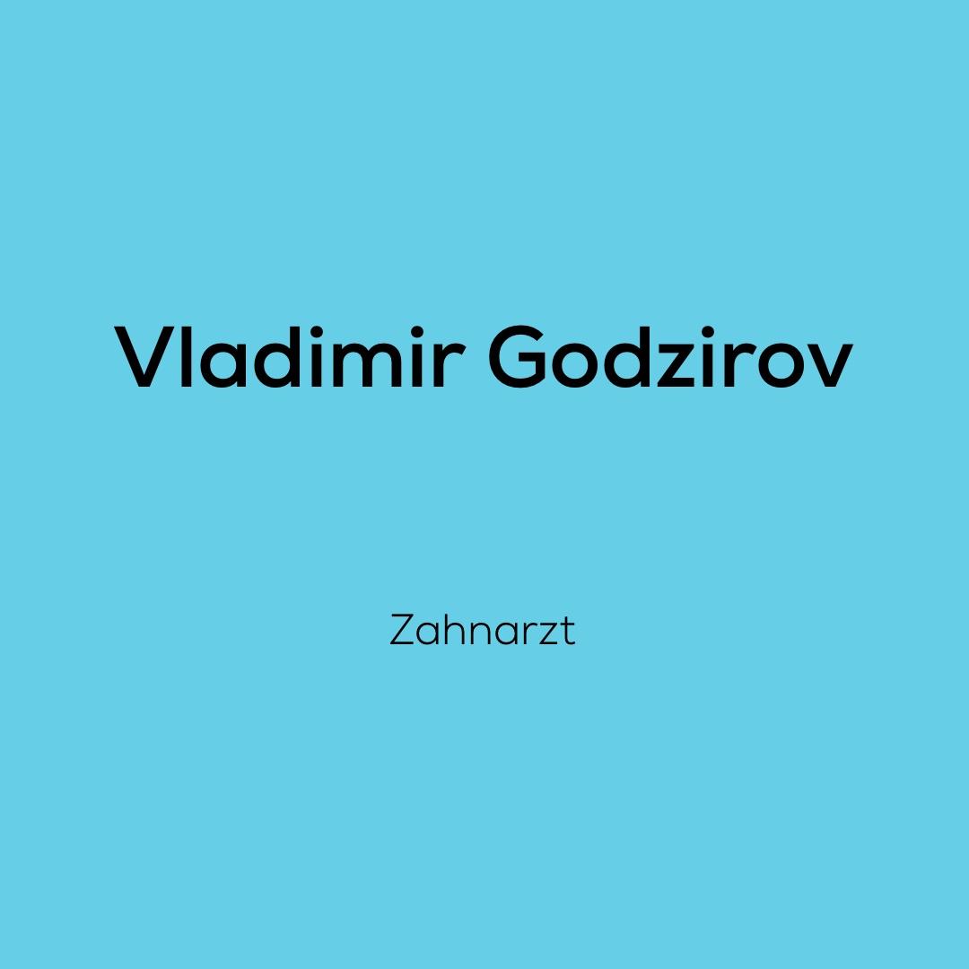 Wir, das Team von dent + face freuen uns sehr mit Vladimir Godzirov als Zahnarzt zusammenarbeiten zu dürfen.
